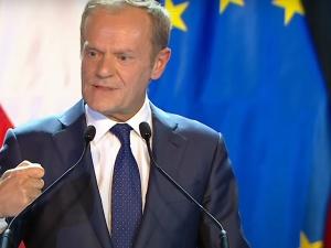 """""""Wybory muszą się odbyć"""". Tusk w TVN24 zadeklarował, ze weźmie udział w wyborach 28 czerwca"""