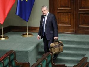 """Gliński o wywiadzie Kazika dla """"Rz"""": Nie było rozporządzenia nakazującego zamknięcie cmentarzy"""