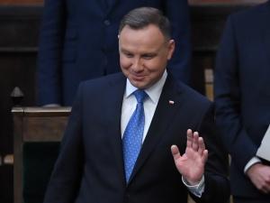 Premier składa wniosek o wotum zaufania. Andrzej Duda zabrał głos