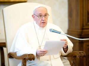 Papież Franciszek: Nie możemy udawać, że jesteśmy zdrowi w świecie, który jestchory