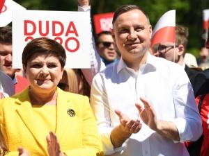 Andrzej Duda w Stalowej Woli: Kandyduję po to, aby nikt nas nie cofnął o 5lat