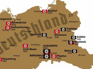 Niemieckie obozy na ziemiach polskich 1939-1945
