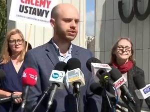 """[video] Mocne słowa Śpiewaka: """"Trzaskowski ciągle reprezentuje interesy układu reprywatyzacyjnego"""""""