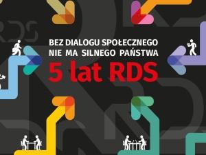 """Najnowszy numer """"TS"""": Bez dialogu społecznego nie ma silnego państwa. 5 lat Rady Dialogu Społecznego"""