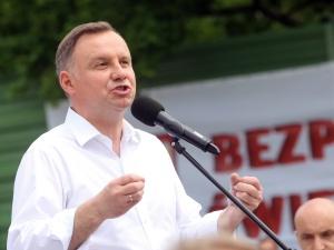 Prezydent: Moim dążeniem jest, by Polacy zarabiali tyle, ile zarabia się na zachodzie Europy
