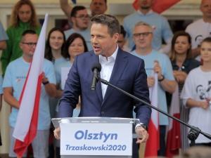 Wildstein: Trzaskowski stara się kopiować DudaPomoc i organizuje wsparcie... dla tych, co nie lubią PiS