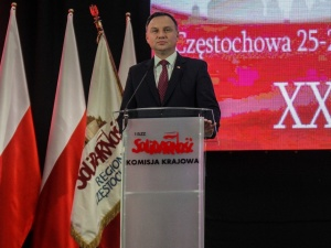 """Dziś gala """"Człowiek Roku 2019 Tygodnika Solidarność"""". Statuetkę otrzyma Prezydent RP Andrzej Duda"""