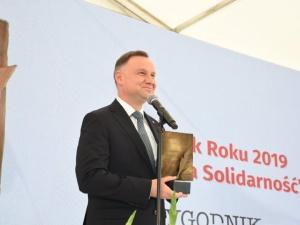 """PAD na Gali TS: To jest niezwykła, historyczna szansa; to wszystko się dzieje dzięki """"Solidarności"""""""