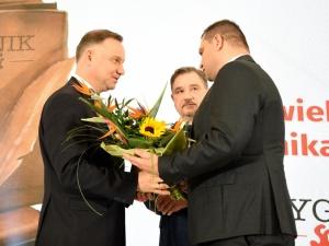 """[nasza fotorelacja] Gala """"Człowiek Roku 2019 Tygodnika Solidarność"""""""