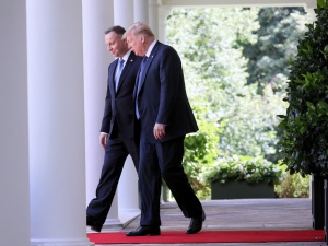 Andrzej Duda komentuje wizytę w Białym Domu. Napisał doprzywódcy USAnaTwitterze