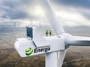 Reportaż z jednej z największych farm wiatrowych w Polsce