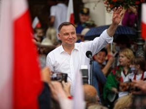 Andrzej Duda: Polska nie jest brzydkąpanną. Polska jestpiękna i zasługuje naszacunek