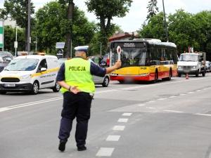 Warszawa: Kierowca autobusu miejskiego, który dziś spowodował wypadek był pod wpływem narkotyków
