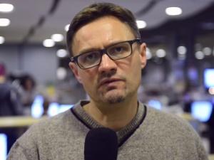 """""""Panie redaktorze, przekazuję wiadomość od mojej Żony"""". Andrzej Duda zwrócił się do dziennikarza """"GW"""""""