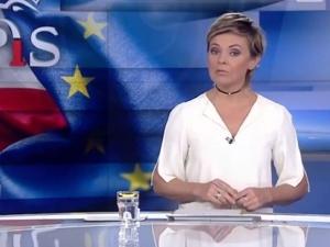 """""""Nie planowałam tego"""". Dziennikarka """"Faktów"""" Justyna Pochanke odchodzi z TVN"""