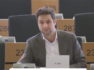 """[video] Reforma sądownictwa w PE: P. Jaki vs. Lopez Aguilar. """"W Hiszpanii można, a w Polsce nie można?"""""""