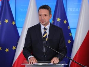 """Trzaskowski nie ma czasu spotkać się z prezydentem. Dziennikarz GW: """"Ale to czerstwe"""""""