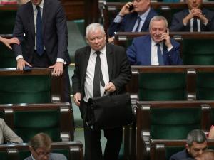 """""""SE"""": Tajna narada w Kancelarii Premiera. Szef PiS spotkał sięz Mateuszem Morawieckim"""