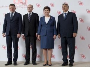 Dziś nadzwyczajny szczyt Grupy Wyszehradzkiej w Warszawie