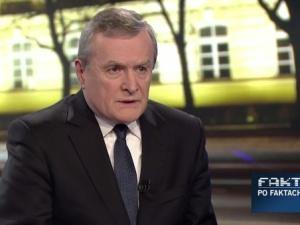 Piotr Gliński: Komentarze gen. Różańskiego krytykujące jego następców to dziecinada