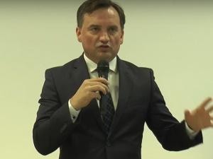 """Ziobro: Nie możemy się zgodzić ws. """"praworządności"""". To byłoby potężne narzędzie wpływu na Polskę"""