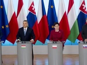V4: Utrzymanie jedności UE, rozwój jednolitego rynku, stabilna strefa euro to wyzwania UE