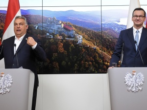 """Nawet """"Washington Post"""" nie ma wątpliwości: Zwycięsko z rokowań na szczycie UE wyszły Polska i Węgry"""