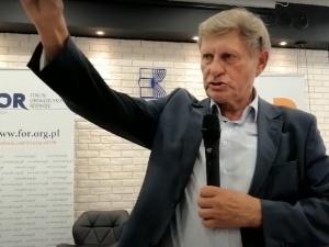 """""""Psy gończe prokuratury Ziobry"""". Auć. Leszek Balcerowicz wściekły na TVN24"""