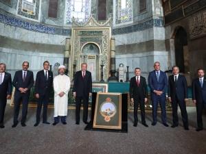 Papież Franciszek zaproszony na konwersję Hagii Sophii w meczet. Nie wiadomo, czy przyjmie zaproszenie
