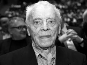 Nie żyje znany śpiewak Bernard Ładysz. Miał 98lat