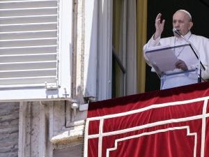 """Papież zadowolony z rozejmu w Donbasie.""""Znak dobrej woli"""""""