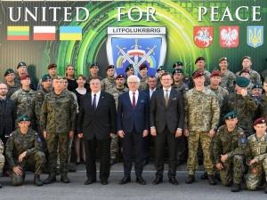 Ministrowie spraw zagranicznych Polski, Litwy i Ukrainy powołali Trójkąt Lubelski
