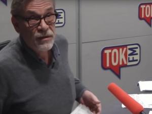 """[video] Żakowski obraża na antenie kolegę z redakcji TOK FM, za to, że ośmielił się skrytykować """"Klątwę"""""""