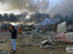 Rzecznik PSP: Zgłosiliśmy gotowość do natychmiastowego wyjazdu do działań ratowniczych w Libanie