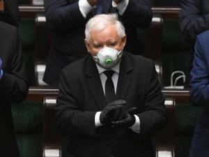 """""""Rz"""": Jarosław Kaczyński zapowiedział głębokie zmiany wpartii"""