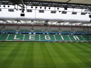 Legia Warszawa poznała pierwszego przeciwnika na drodze do piłkarskiego raju