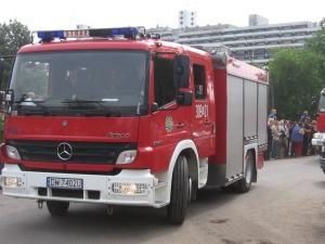 Polscy strażacy wracają z Libanu