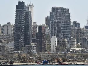 Liban: Małe szanse na znalezienie ocalałych z eksplozji w Bejrucie