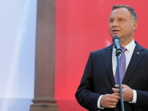 Andrzej Duda: Polska, Litwa, Łotwa i Estonia podtrzymują apel do władz Białorusi