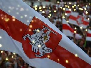 """Oświadczenie prezydentów państw V4: """"Wzywamy władze Białorusi do otwarcia drogi do..."""""""