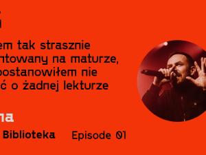 [video] RAP BIBLIOTEKA, czyli polscy raperzy opowiadają o książkach, które ich zmieniły