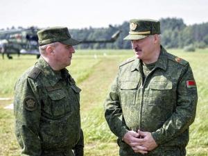 Białoruski minister obrony o zagrożeniu zza zachodniej granicy: Mogą zaatakować od strony Polski