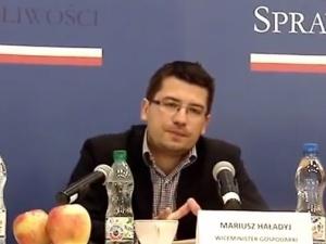Mariusz Haładyj: Nie będzie komisji wspólnej rządu i przedsiębiorców