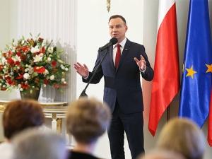 Polexit? Prezydent: Partia z takim postulatem nie ma w Polsce żadnych szans