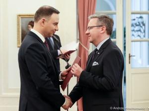Zmiany w Kancelarii Prezydenta. Krzysztof Szczerski szefem gabinetu