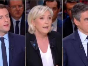 Druga tura wyborów prezydenckich we Francji: Macron vs. LePen. Komentarze internautów