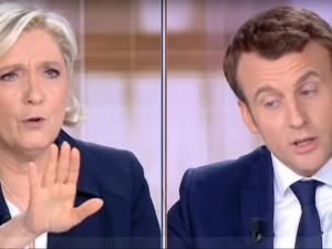 Debata Le Pen-Macron. Eryk Mistewicz: Macron zdecydowanie lepiej przygotowany. Pod każdym względem
