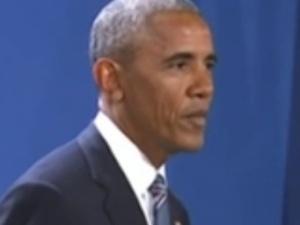 Obama deklaruje poparcie dla Macrona jako obrońcy wartości europejskich