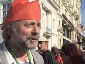 """Waldemar """"Major"""" Fydrych: To jest już inna Francja, niż ta w której przez dziesięć lat żyłem"""