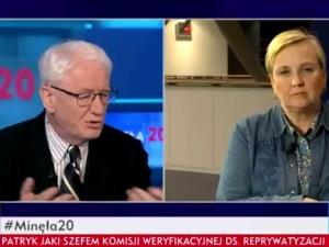 [video] Krzysztof Wyszkowski do Thun: Droga Różo, mówisz językiem, którym komuniści mówili o twoim ojcu